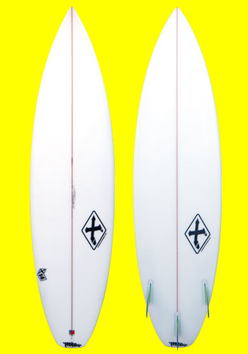 xanadu surfboards - x14