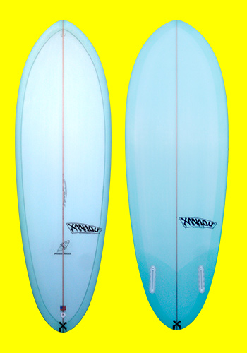 xanadu surfboards - atomic rocket
