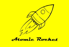 xanadu surfboards - atomic rocket model
