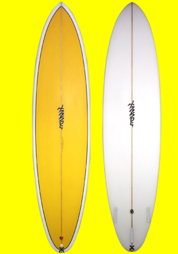 Xanadu Surf Designs - Longboards - F2