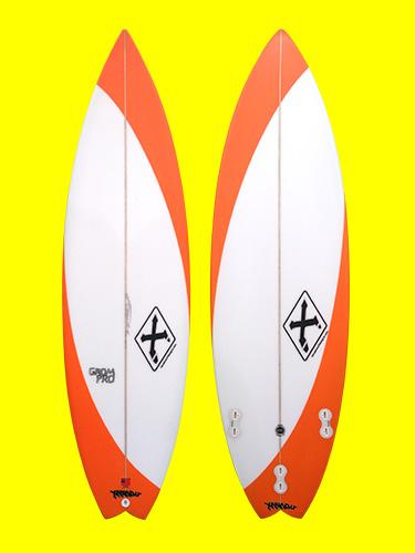 xanadu surfboards - grom pro
