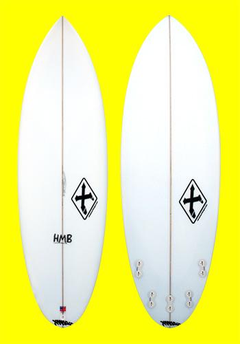 xanadu surfboards - hmb