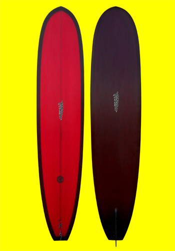 xanadu surfboards - leatherback
