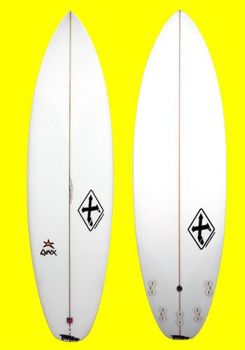 xanadu surfboards - lynx