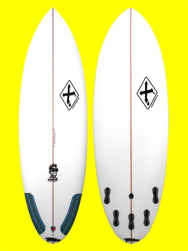 xanadu surfboards - madx