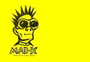 Xanadu - Small Wave Surfboard - MAD X