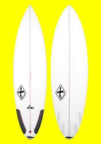 xanadu surfboards - nitz