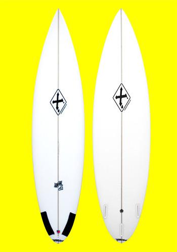 xanadu surfboards - semi-gun
