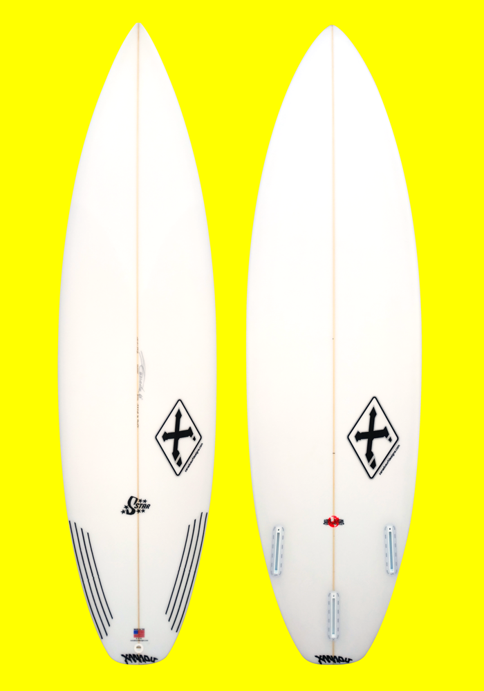 xanadu surfboards - sstar