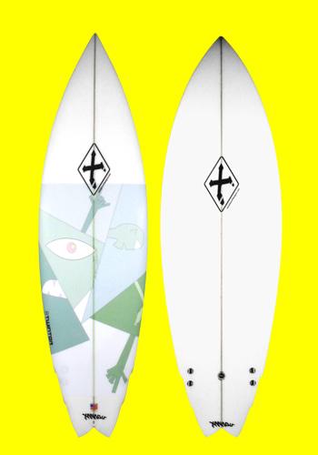 xanadu surfboards - twinter