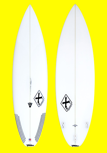 xanadu surfboards - vstar
