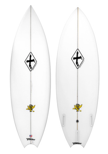 xanadu surfboards - pig 2