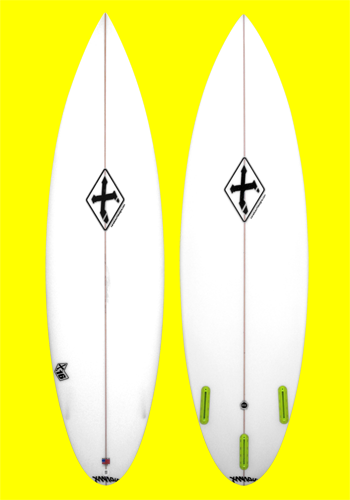 xanadu surfboards - x16