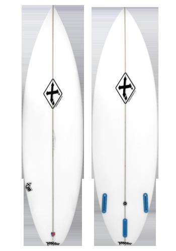 xanadu surfboards - x20