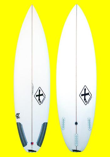 xanadu surfboards - x11