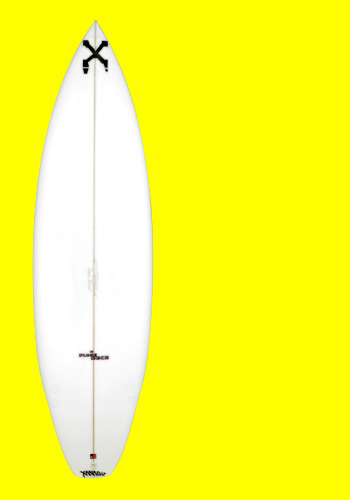 xanadu surfboards - flashback model