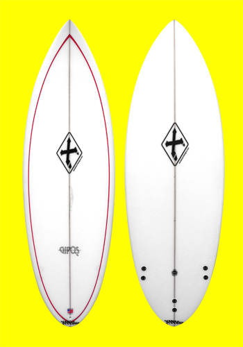xanadu surfboards - gipos