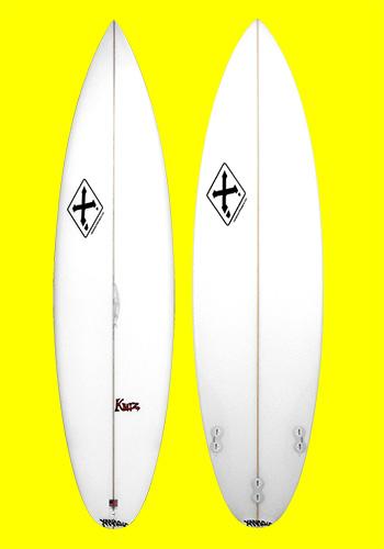 xanadu surfboards - kratz