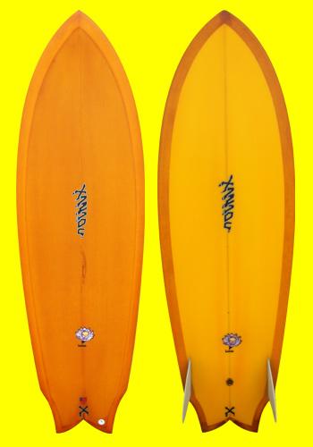 xanadu surfboards - lotus