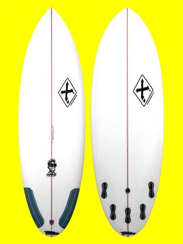 xanadu surfboards - madx