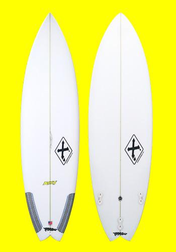 xanadu surfboards - moby