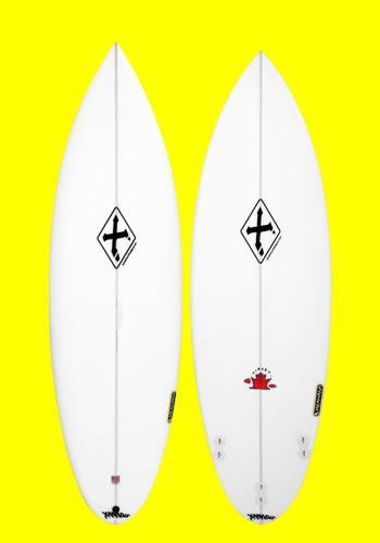 xanadu surfboards - piglet