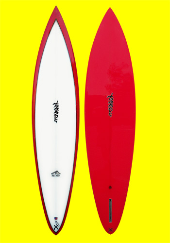 xanadu surfboards - pipeslider