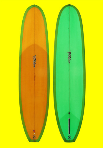 xanadu surfboards - ridley