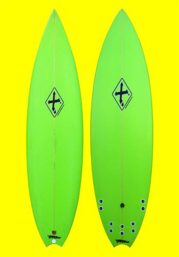 xanadu surfboards - step off