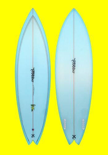 xanadu surfboards - super fly