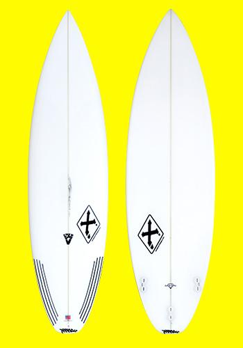 xanadu surfboards - vstar