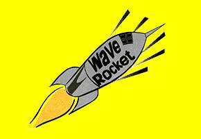 xanadu surfboards - wave rocket model