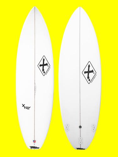 xanadu surfboards - x-toy