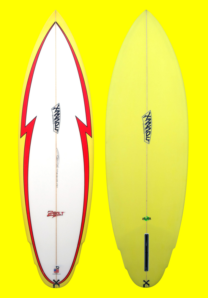 xanadu surfboards - zabolt