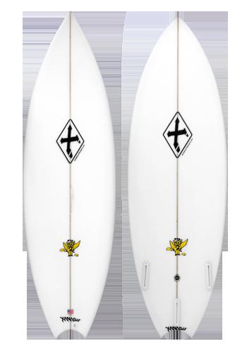 xanadu surfboards - pig 2