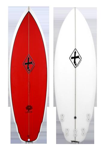 xanadu surfboards - swami model