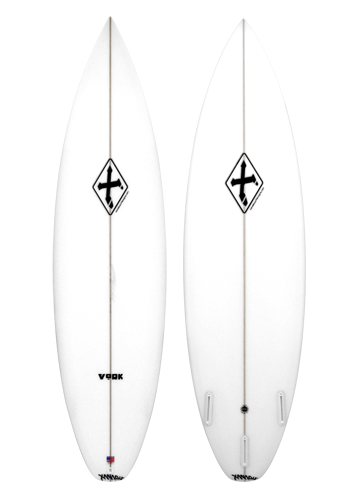 xanadu surfboards - vork