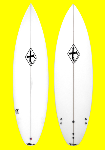xanadu surfboards - x21