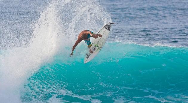Tonino Benson: Sequence of the Week on Surfline