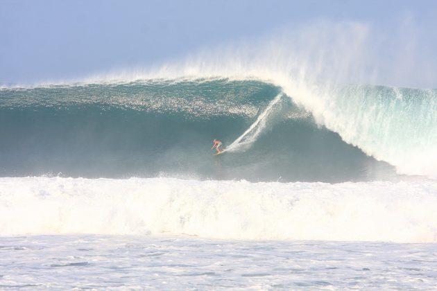 Conley Takes Donuts In Tahiti…