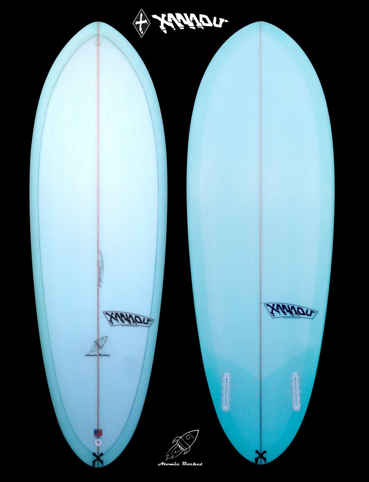 new board models - xanadu-atomic-rocket