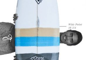 Xanadu Surf Designs - Xank Model